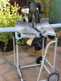 FESTOOL KS 120EB MITRE SAW 110V