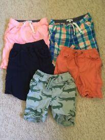 Boys shorts age 2-3years