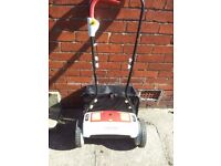 Eckman electric lawnmower (dead battery)