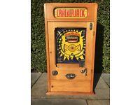 Vintage vending slot penny amusement machines one arm Bandits wanted