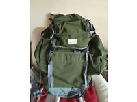 John Burgess Taunton England large back pack