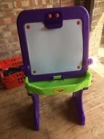 Children's drawing table