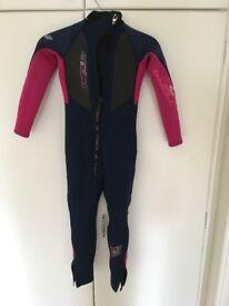 Junior O'Neil 3/2 reactor wetsuit