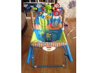 Baby play chair