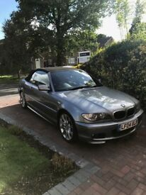 REDUCED PRICE - Stunning BMW 325 Ci Convertable - Low Mileage - Great Spec!