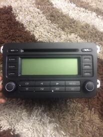 Vw headunit suitable for most vw cars