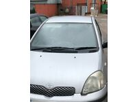 Toyota Yaris D4D 1.4 for breaking/spares