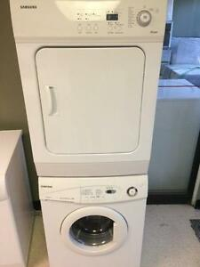 MINI SAMSUNG Laveuse Secheuse Frontales Frontload Washer Dryer