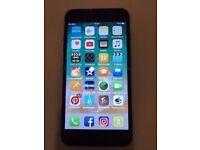 APPLE iPhone 7 PLUS 5.5'' 128GB Matt BLACK Mobile Phone. Not 6s 8 X