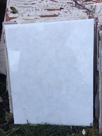 Around 400 tiles for sale