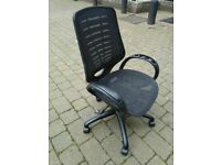MADE DOT COM Mesh office chair excellent central London bargain