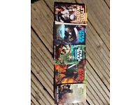 Collection of Starwars books