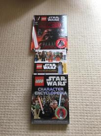 Lego character Star Wars encyclopaedia