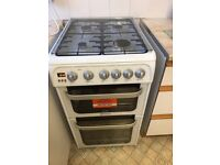 Hotpoint Ultima Hug 52 gas cooker for Sale. As new, rarely used.