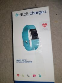 Fit Bit charge 2 watch