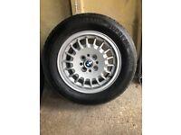 BMW E30 wheels Bottle top Genuine OEM 4x100