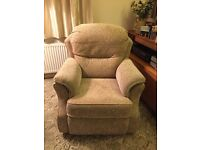 Recliner Chair - Electric. G PLAN