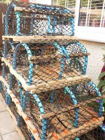 10 Crab/Lobster Pots