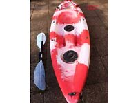 Sea Kayak with quality Oars