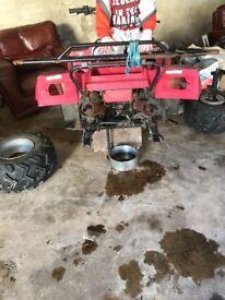 Honda 250cc quad - parts or repair