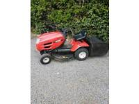 Mtd rh115b ride on lawnmower