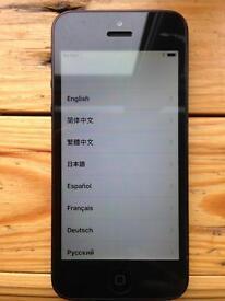 Iphone 5 32gb EE