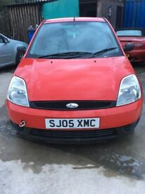 Ford Fiesta parts 2005
