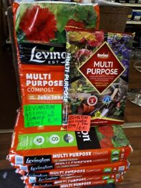 Levington Multi Purpose Compost 70L (Other Gardening Products Available (FREE LOCAL DELIVERY)