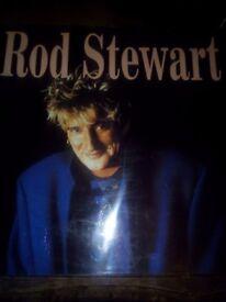 Rod Stewart magazine.