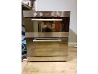 baumatic double oven for sale, good condition.