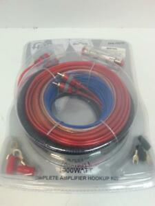 Power Pro Audio 8 Guage Wiring Kit. We Sell Used Car Audio. (#7331) JY804467