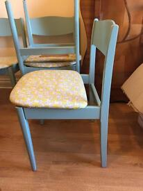 FREE 4 dining chairs