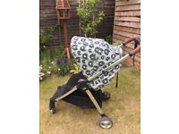 Mamas and papas armadillo stroller buggy Donna Wilson three bears stroller