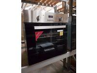 UBETFD602SS 60cm Single Multi Function Oven