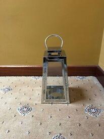 Silver Lanterns - Table Centrepiece - 21 Available