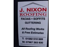 All roofing works .free estimates