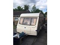 Light weight Bailey Sovereign Limited edition 1999