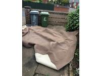 FREE carpet - for shed or garage area