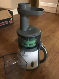 Juica fruit & veg juicer 40% more juice