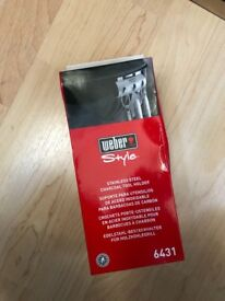 Weber Style bbq tool holder 6431. Brand new