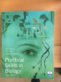 Practical skills in biology 4th edition