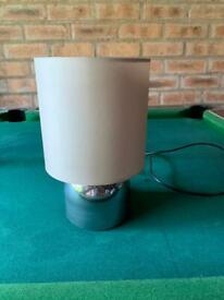 Bedside touch lamp