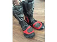 Nitro Motorbike Boots