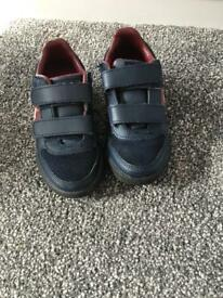 Boys Ralph Lauren trainers