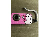 Kids Hello Kitty Camcorder and Camera
