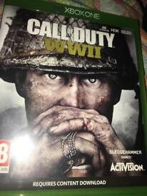 Ww2 Cod Xbox one