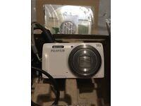 Fujifilm white camera