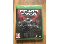 gears of war ultimate edition , xbox one , brand new & sealed ! price stands , no offers !