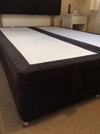Dreams Double Divan Bed With Storage *RRP £800!!*