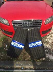 3000 NEW & PART WORN TYRES 1 PUNC REP's, FREE FITTING N BALANCE OPEN 7 DAYS